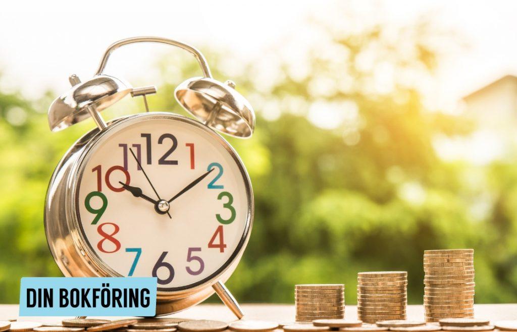 Hantering och Bokföring av lön   Din Bokföring