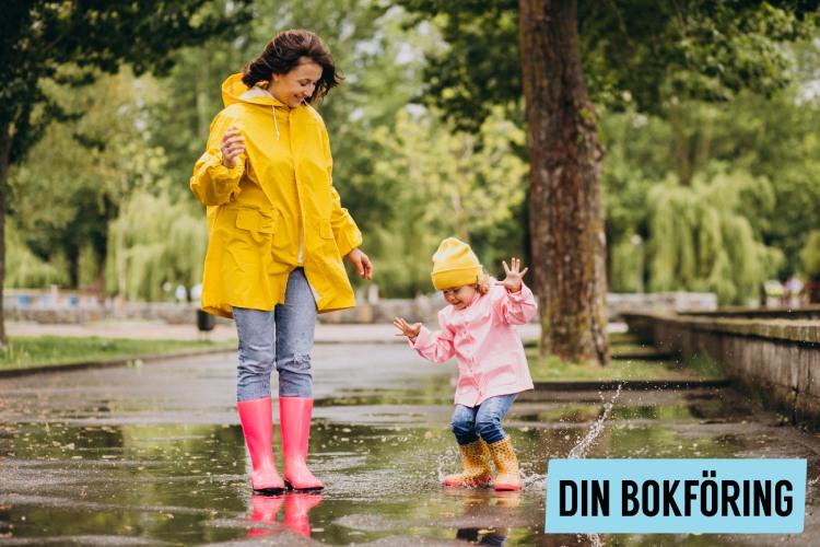 Hur fungerar Vård av sjukt barn, VAB? | Din Bokföring
