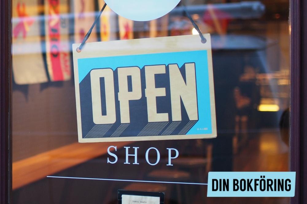 Vad är Återförsäljare? | Din Bokföring